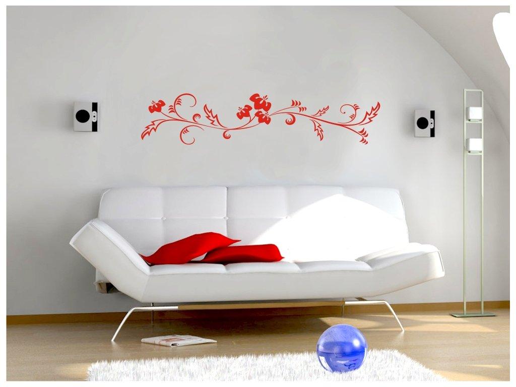 Samolepky na zeď - Ornament 28