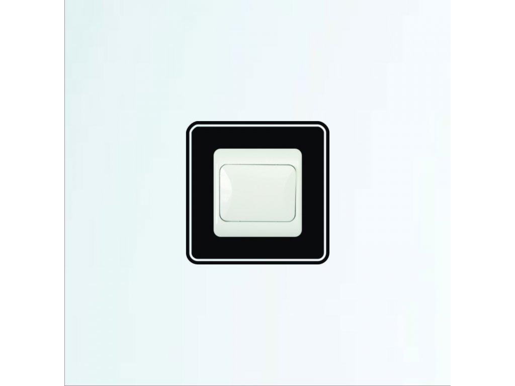 Samolepky na zeď - Vypínač universal 2