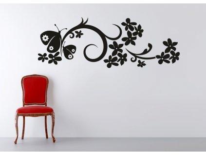 Samolepky na zeď - Ornament 12