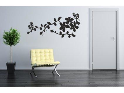 Samolepky na zeď - Ornament 15
