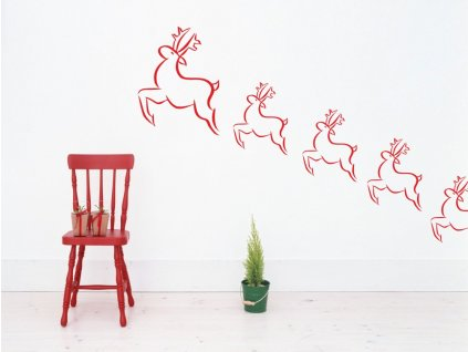 Samolepky na zeď - Sob
