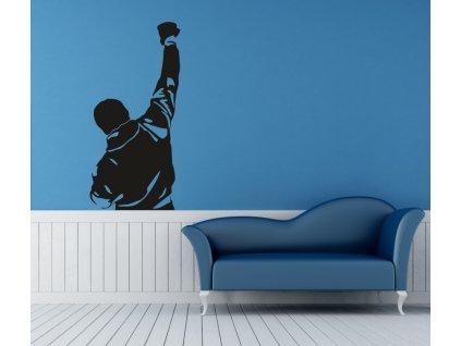 Samolepky na zeď - Rocky Balboa