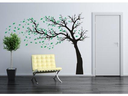 Samolepky na zeď - Strom opadavý
