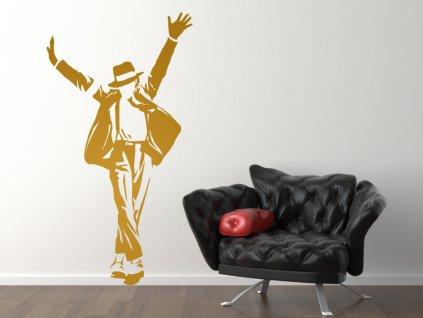 Výprodej - Michael Jackson 160x86 ZLATÁ