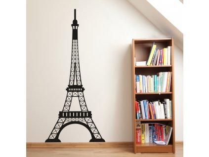 Samolepky na zeď - Eiffelova věž Original