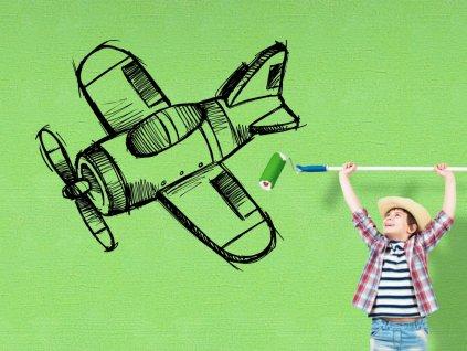 Vrtulové Letadlo