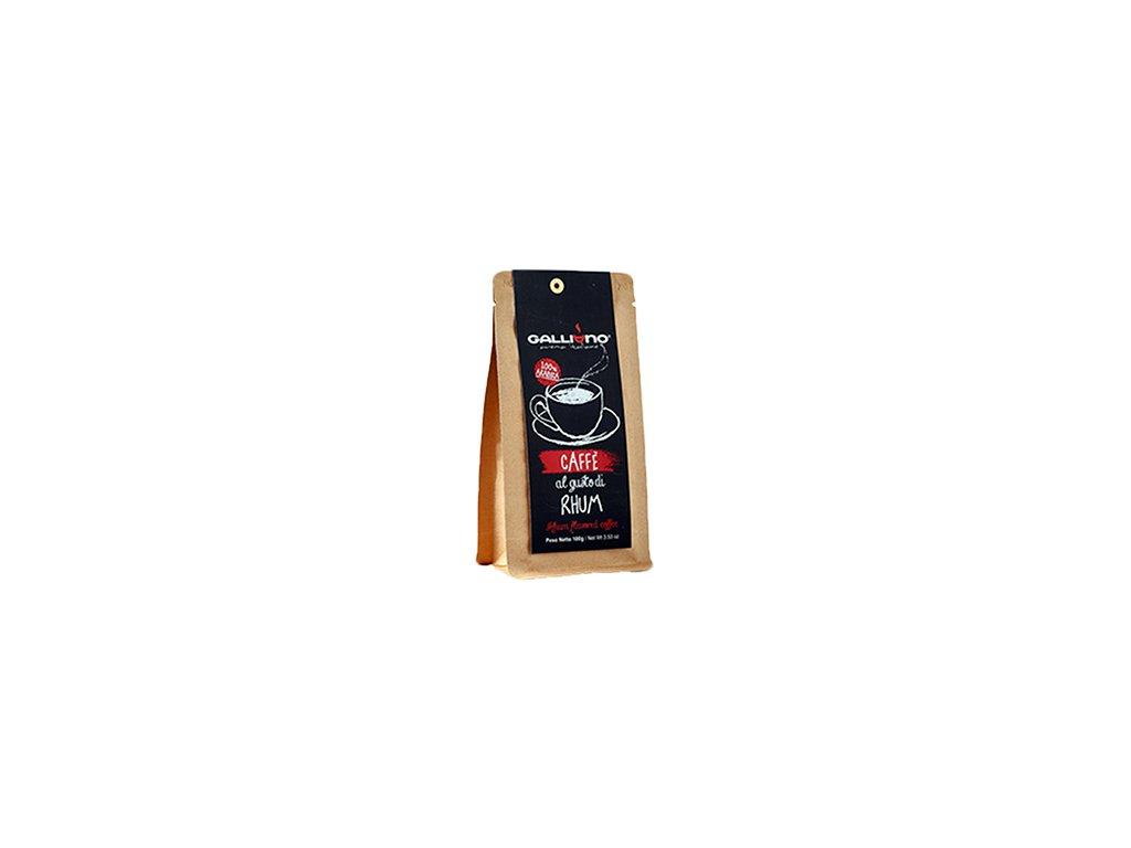 Káva Galliano Rhum 100g