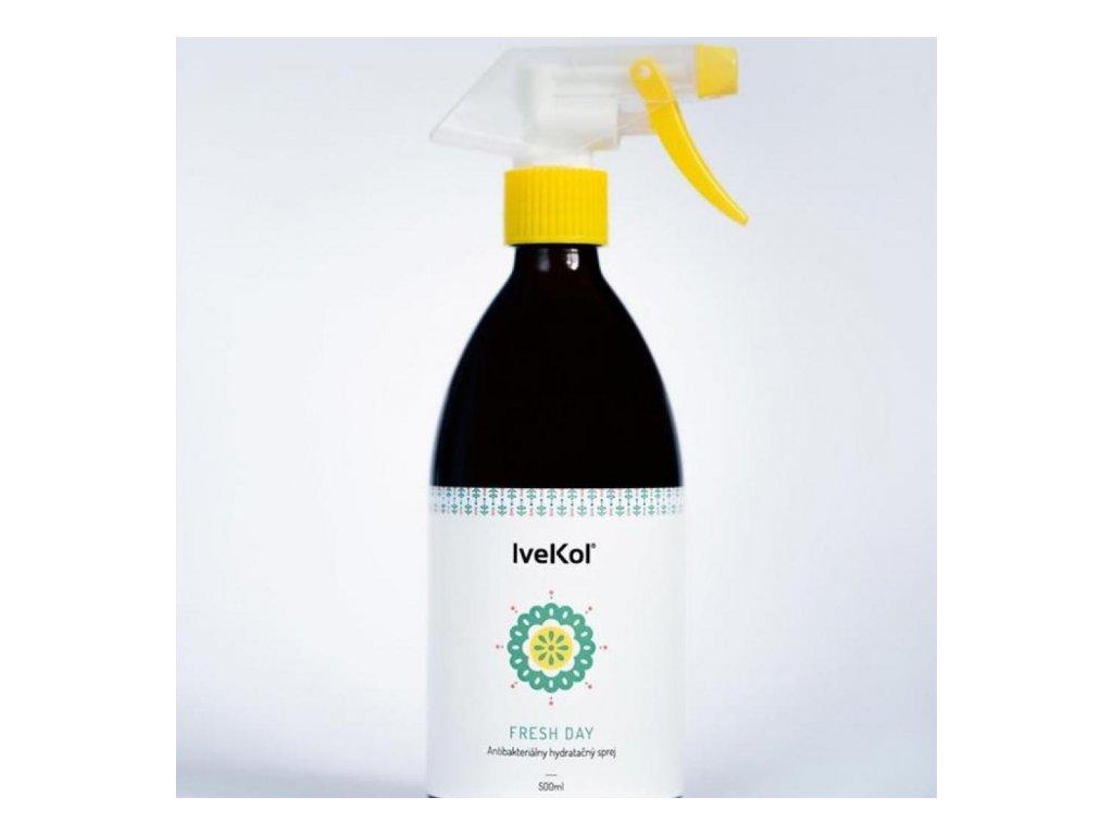 Antibakteriálny sprej a hojivý spray IVECOL Fresh Day 500ml