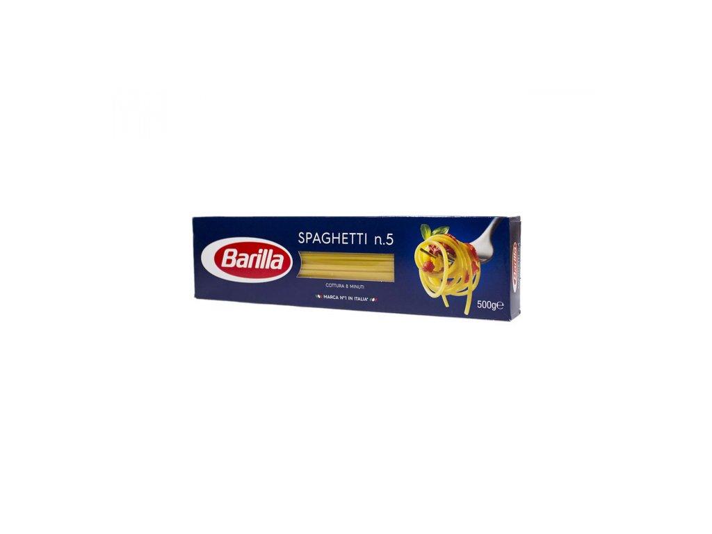 Barilla spaghetti 1x500 g