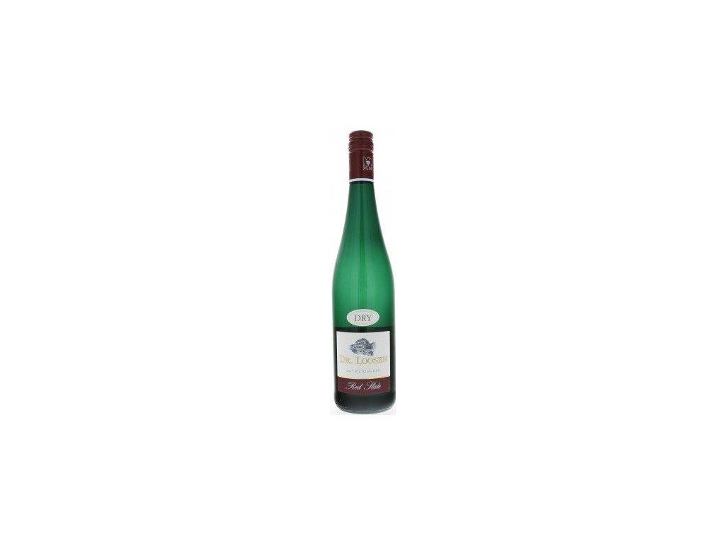 Dr. Loosen Riesling Red Slate 2018 -Akostné víno - odrodové - víno s ovocno korenistým charakterom