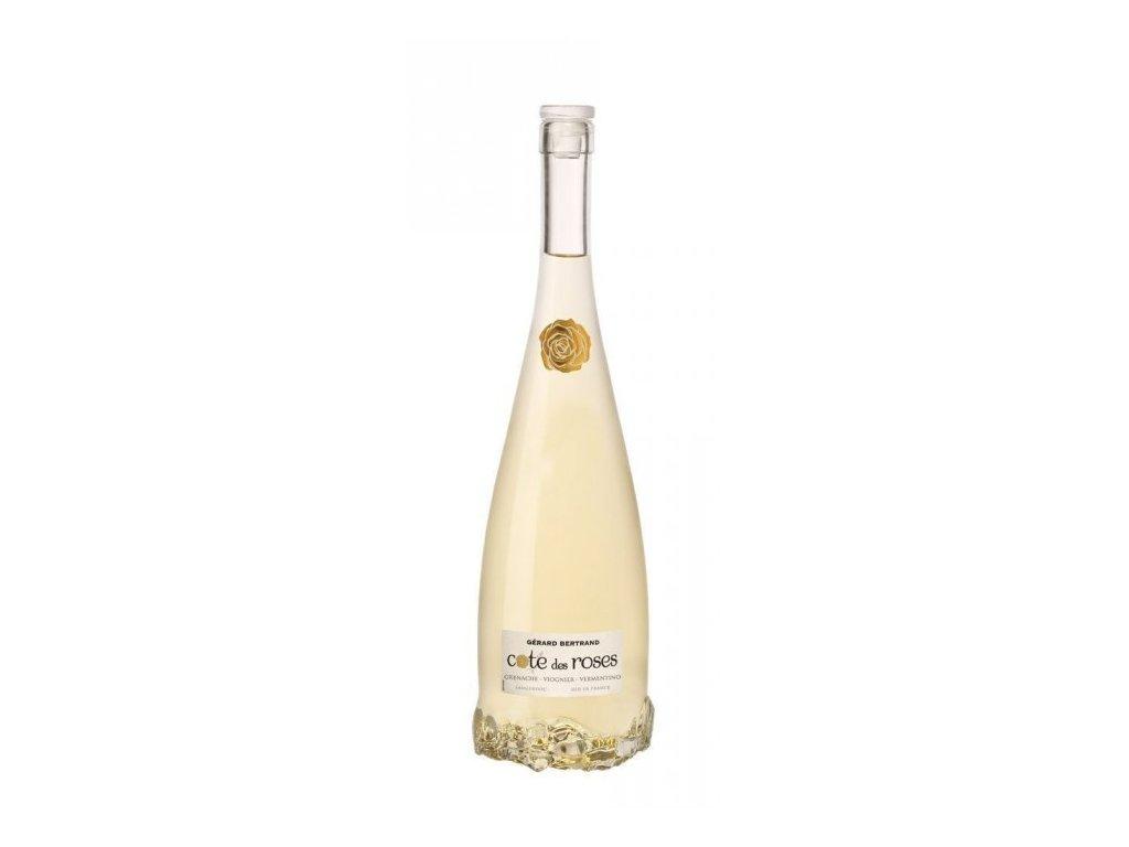 Gérard Bertrand Coté des Roses Blanc Chardonnay 2018 0,75l