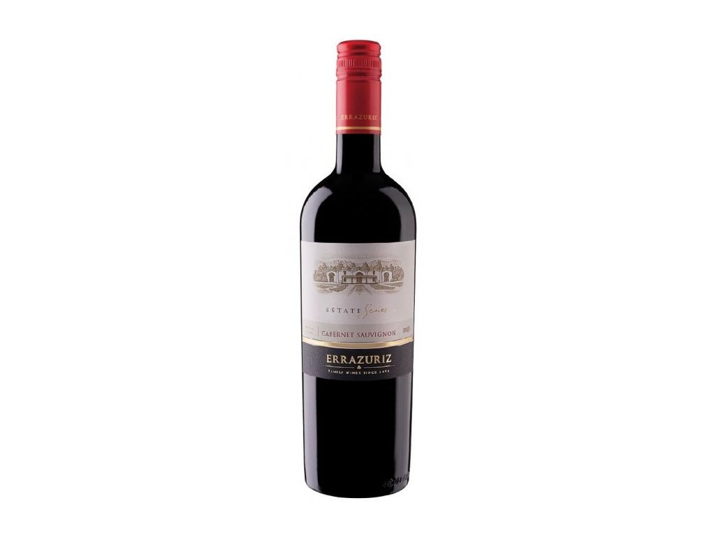 Errazuriz Estate Series Cabernet Sauvignon 2015 0,75l