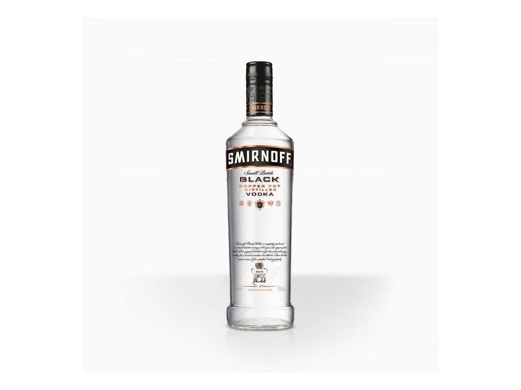 Smirnoff Black 40% 0,7 l