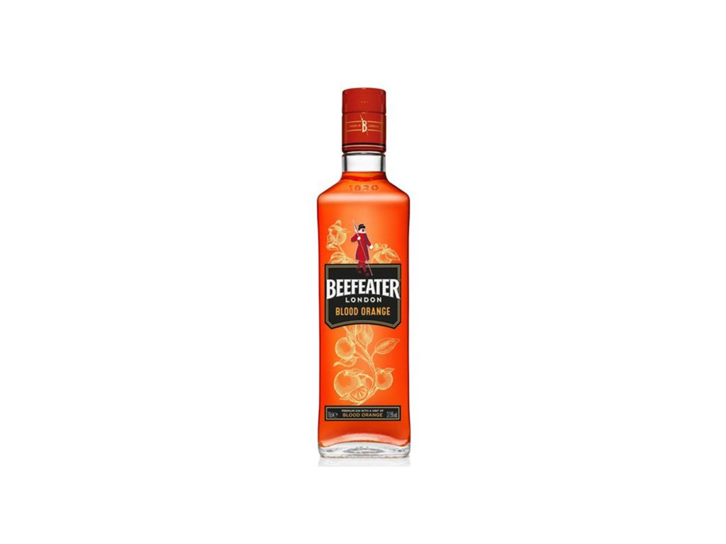 Gin Beefeater Orange 37,5%, 0,7l