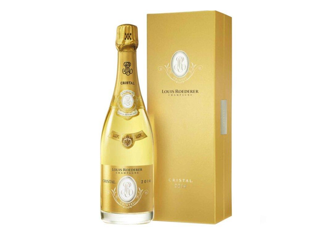 Louis Roederer Cristal 2012 GB 0,75l