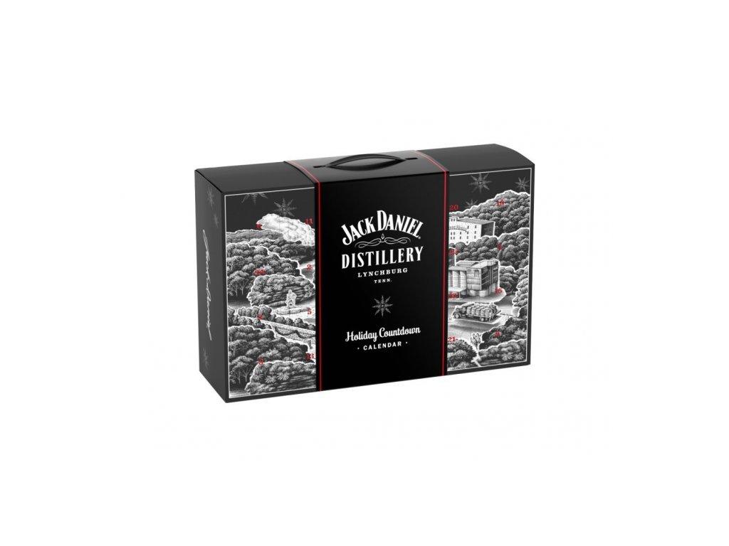Jack Daniels Advetný kalendár 21x 40 % 0,05l