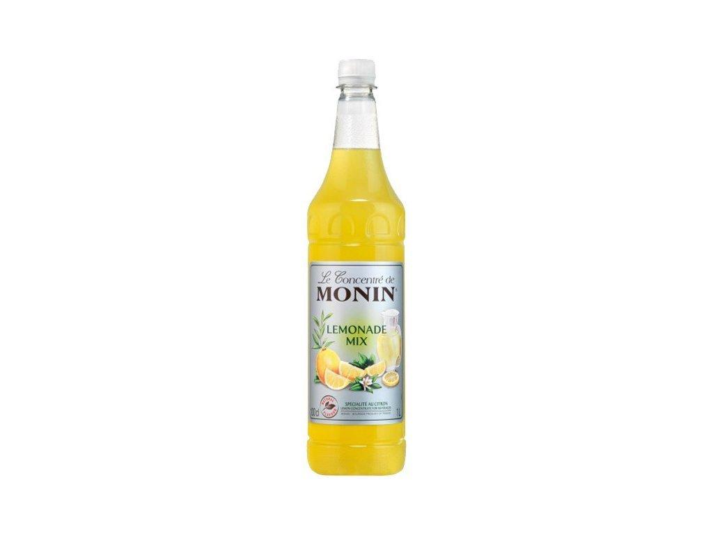 31047 monin lemonade mix 1 l alko90 sk