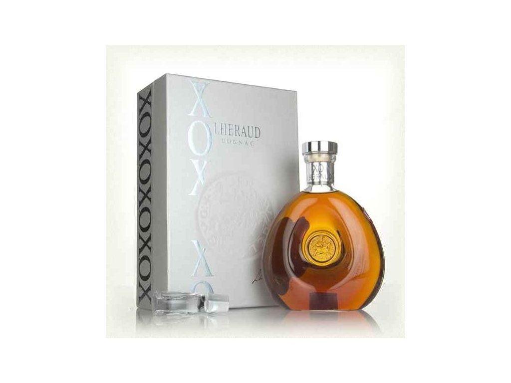 Lheraud XO Carafe Charles VII 40%, 0,7