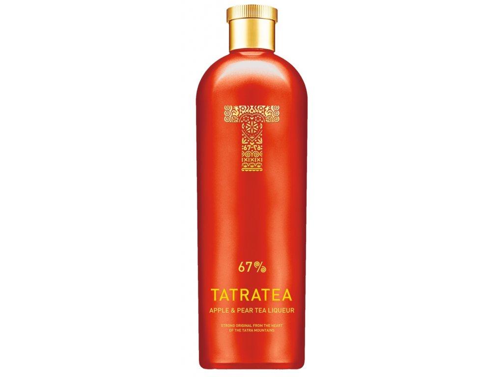 TATRATEA 67% 0,7l Apple and Pear