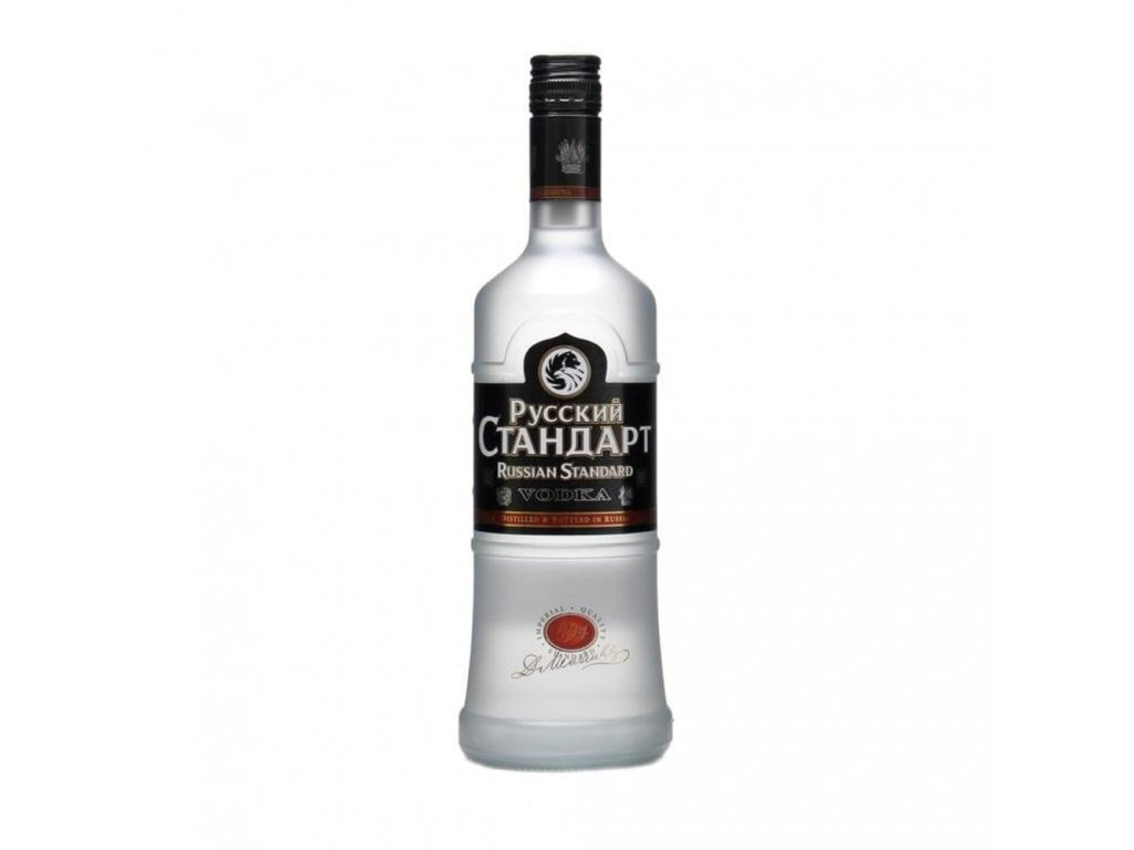 russian standard original vodka p2001 6000 image
