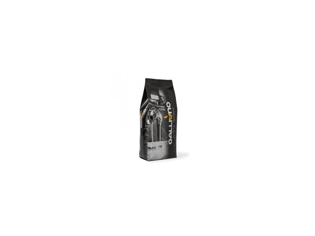 Káva GALLIANO Miscela Top 80%arabic20%robusta 1kg -zrnková