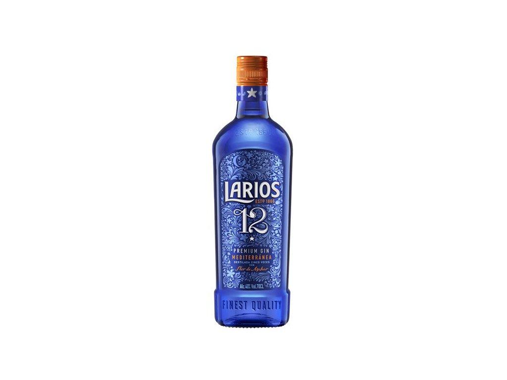 Gin Larios 12 premium 40%, 0,7l