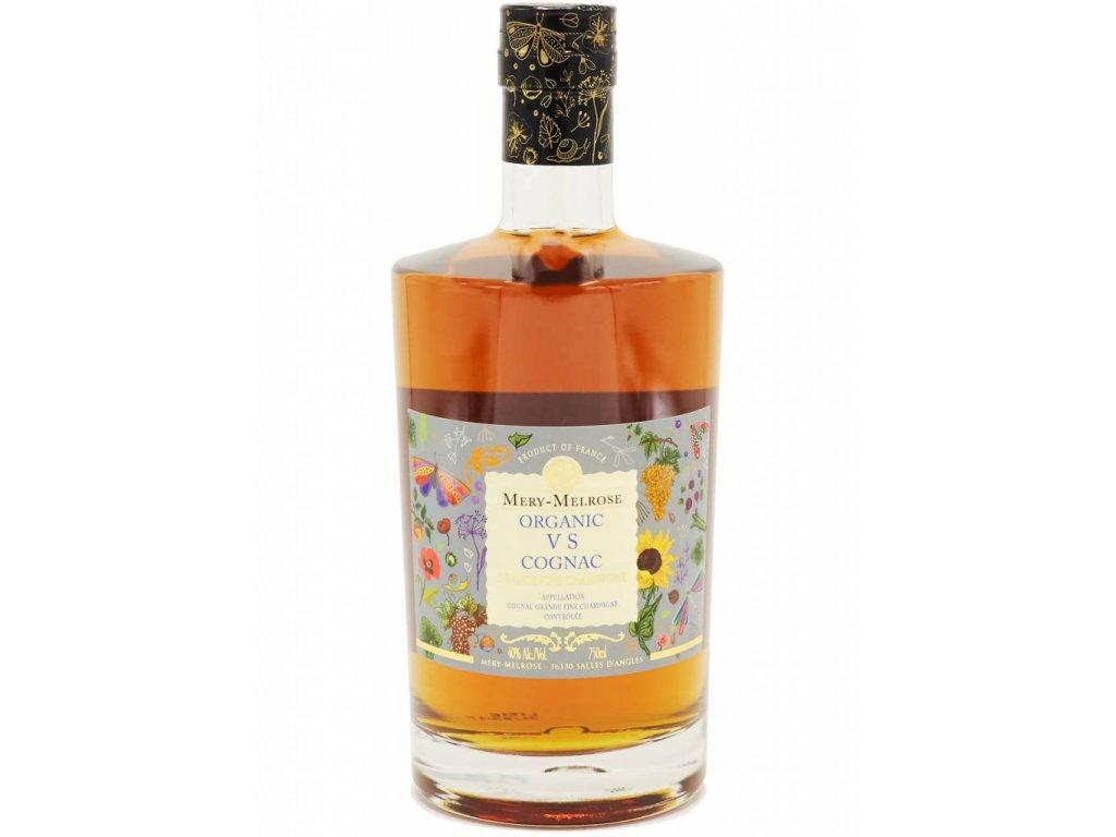 mery melrose mery melrose vs organic cognac france