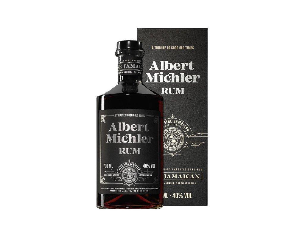 19099 1 michlers rum artisanal dark 40 0 7l