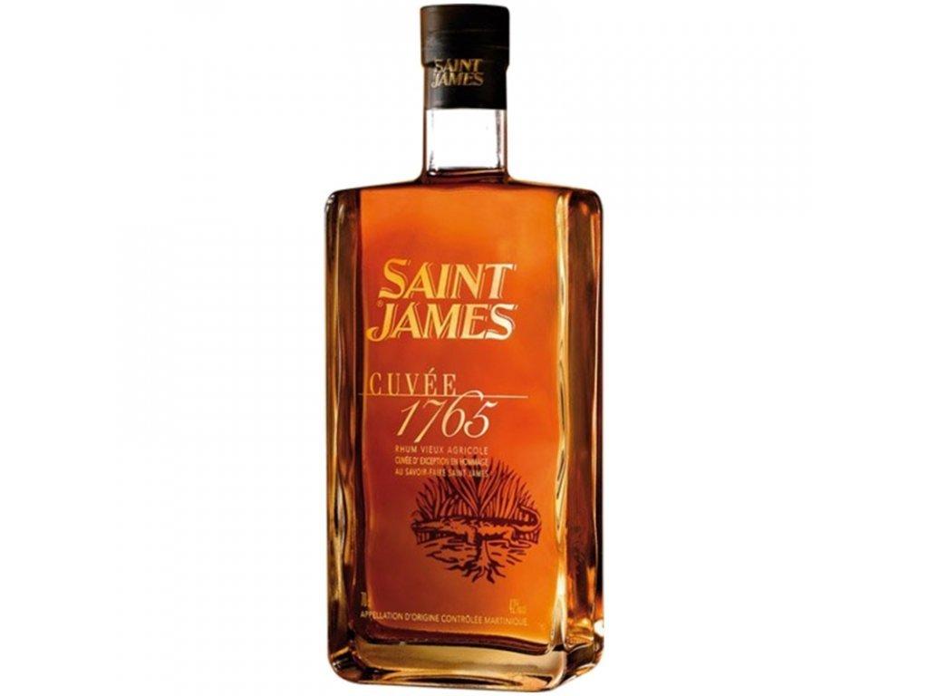 32654 saint james cuvee 1765 42 0 7 l