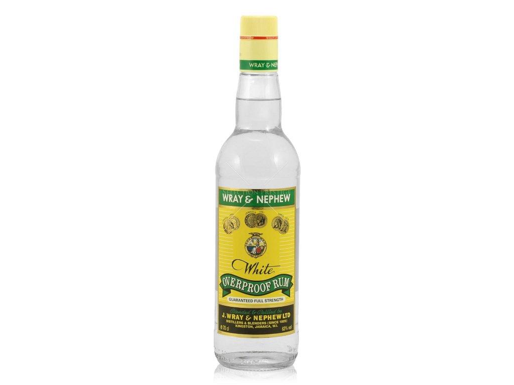 Wray Nephew White Overproof Rum 07L 63