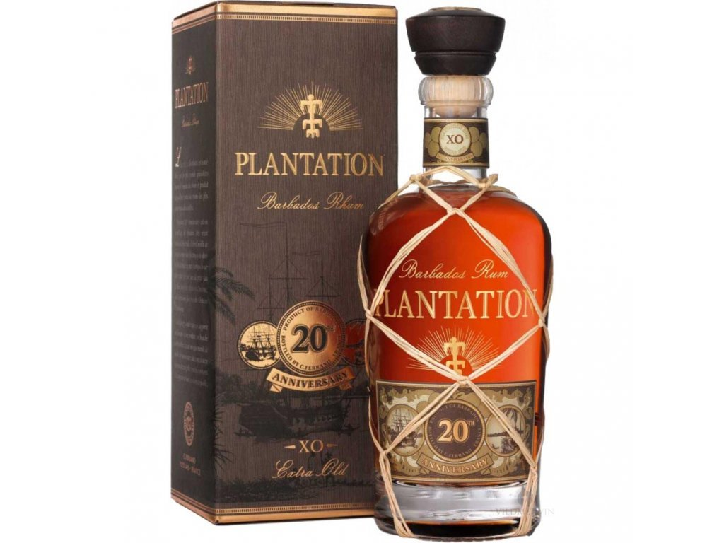 22238 2 plantation xo 20th anniversary 40 0 7 l