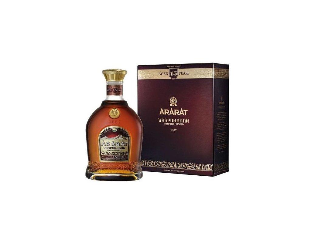 Ararat 15YO Vaspurakan 40% 0,7l