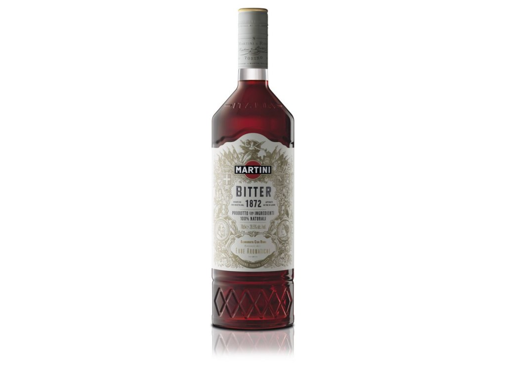 MARTINI BITTER BOTTLE WH lowres