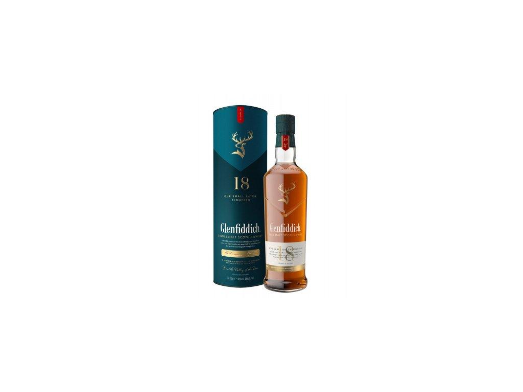 Glenfiddich 18YO Ancient Reserve 40% 0,7l