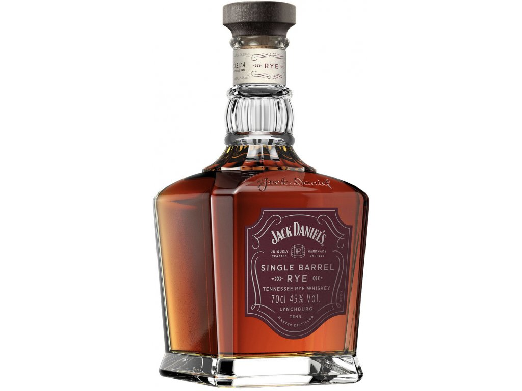 Jack Daniels Single Barrel Rye 45% 0,7l