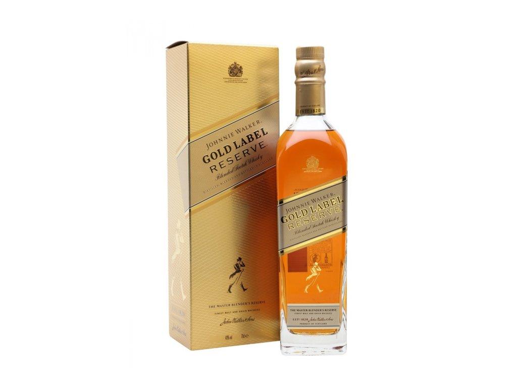 Johnnie Walker Gold Reserve 40% 0,7l