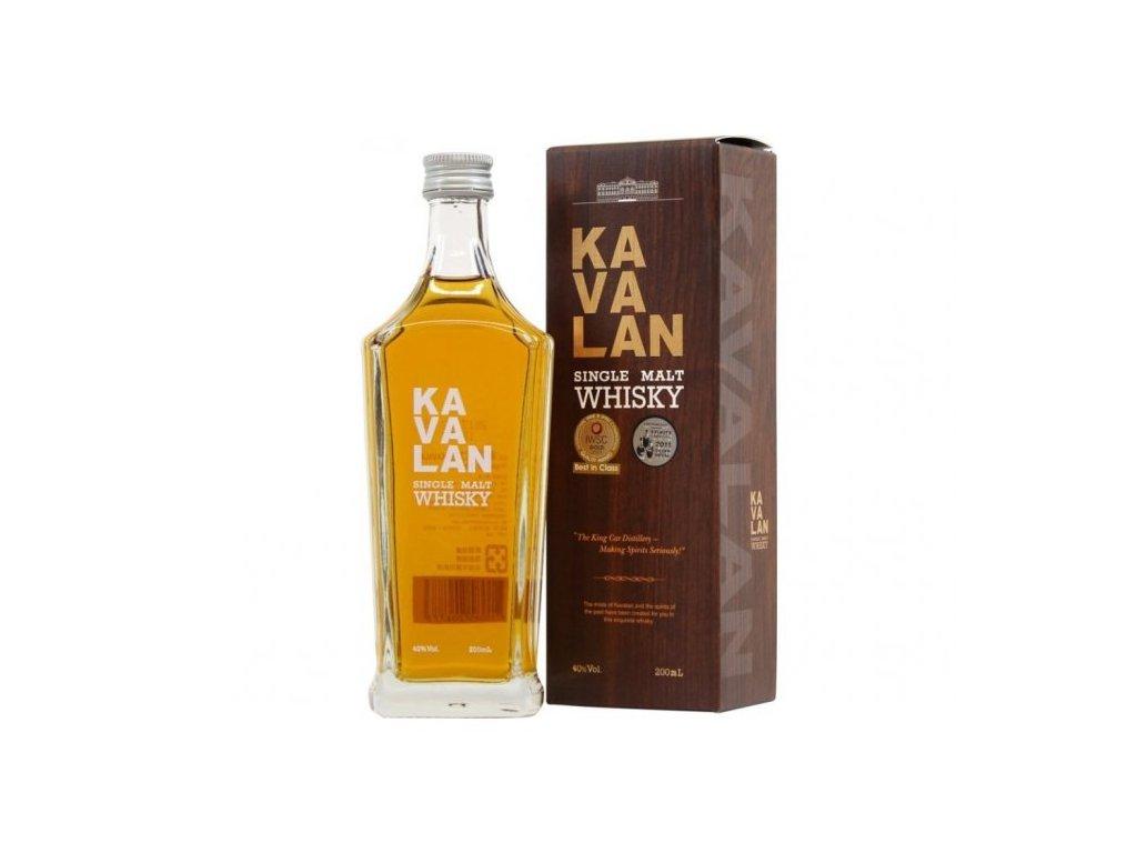 Kavalan Single Malt Whisky 40% 0,7l