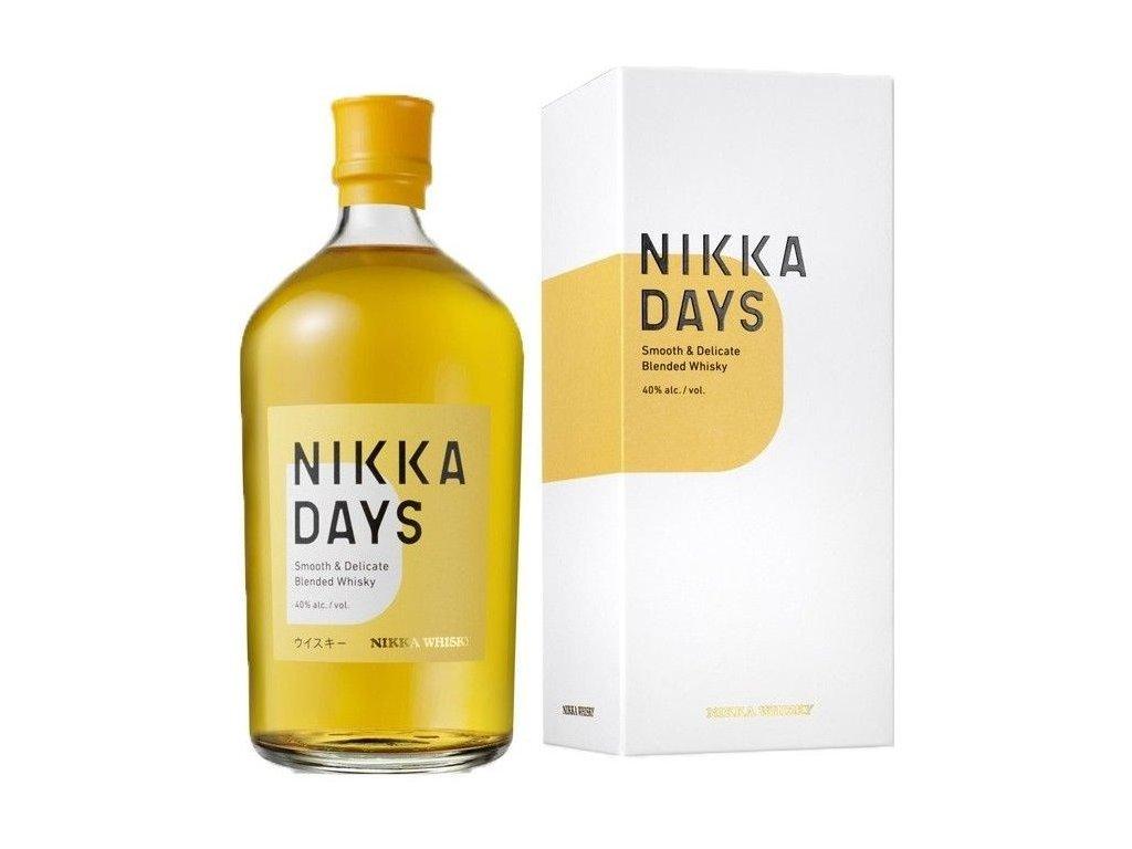 Nikka Days Whiskey 40% 0,7l