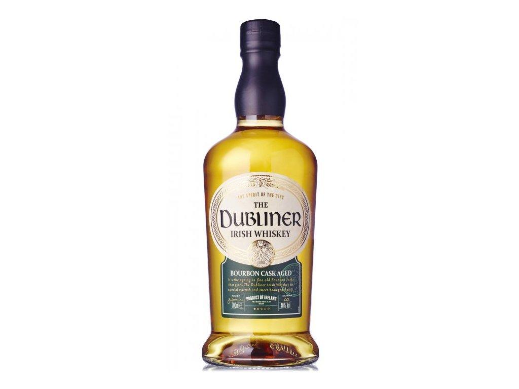 Dubliner Irish Whiskey 40% 0,7l