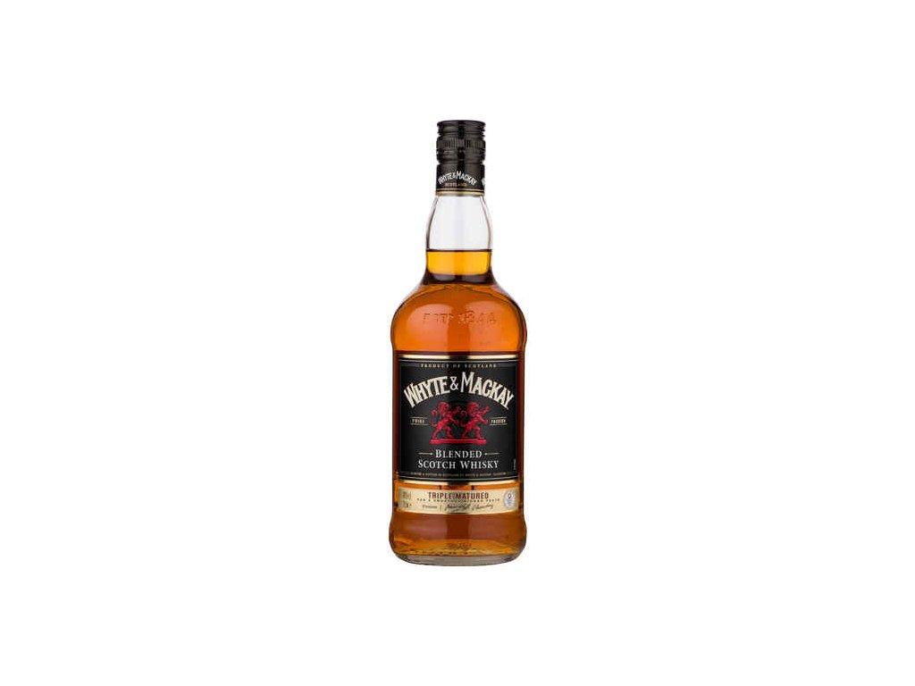 whyte mackay blended whisky