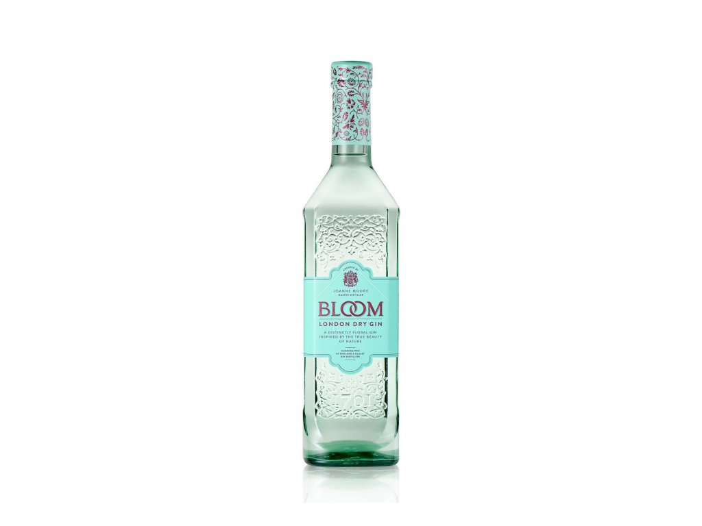 Bloom Premium London Dry 40% 0,7l