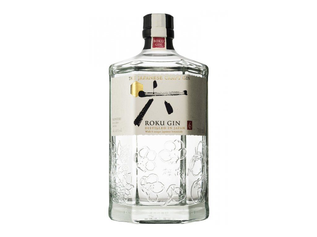 Suntory Roku Gin 43% 0,7l