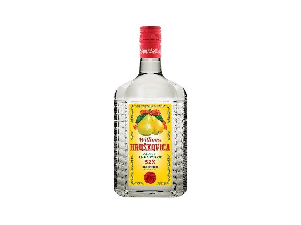 Old Herold Hruškovica 52% 0,7l