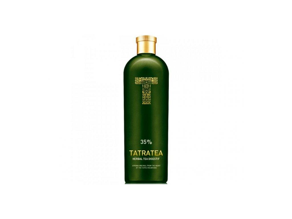Karloff Tatratea Herbal Teat 35% 0,7l