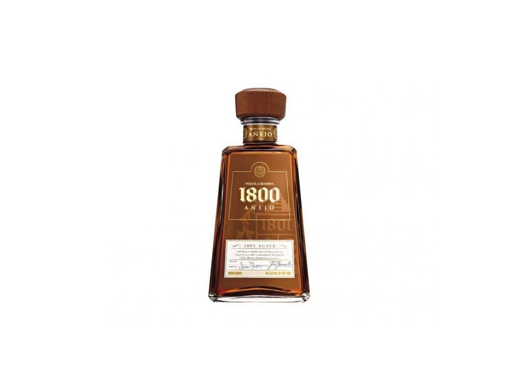 1800 Tequila Jose Cuervo Anejo Reserva 38% 0,7l