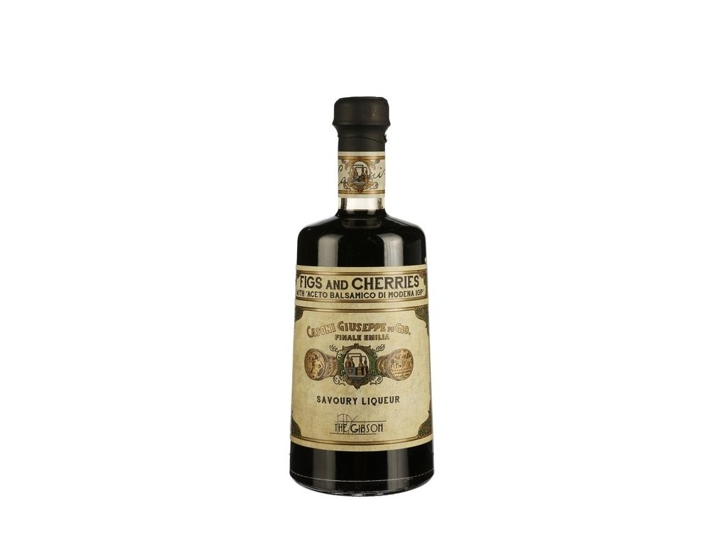 Casoni Liquore Figs Cherry&Bals. Vineg  21% 0,5l