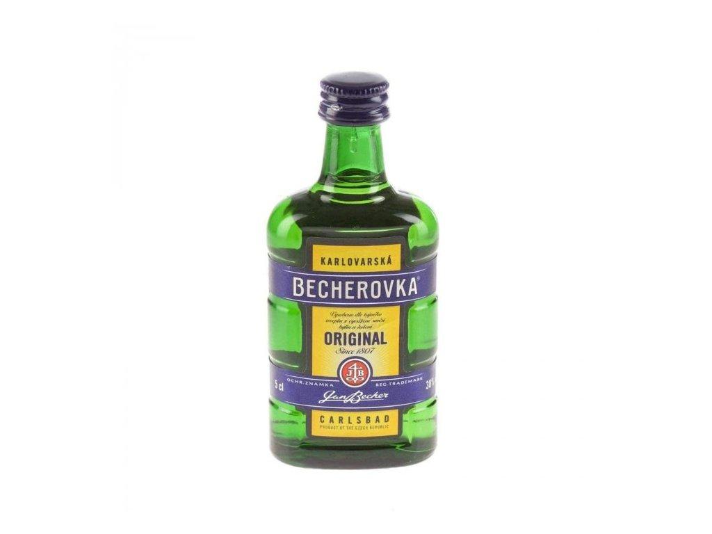 Becherovka Mini 38% 50ml