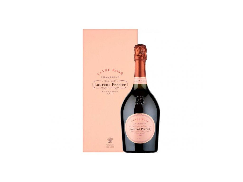 Laurent Perrier Cuvée Rosé 12% 0,75l