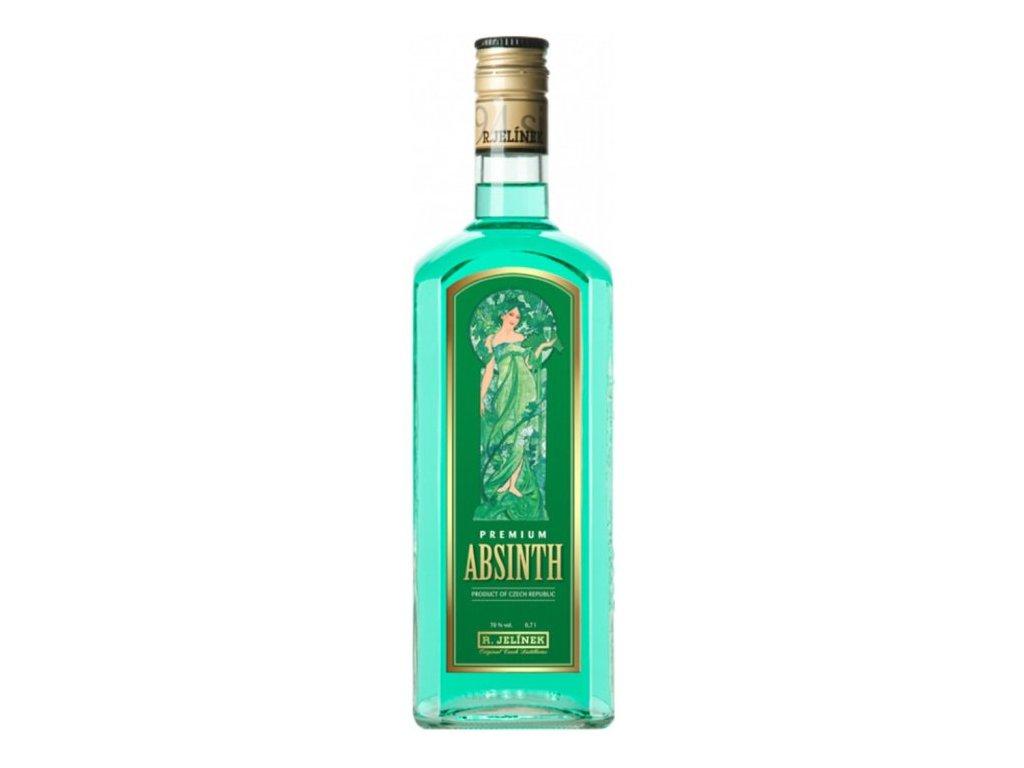 R. Jelínek Absinth 70% 0,7l