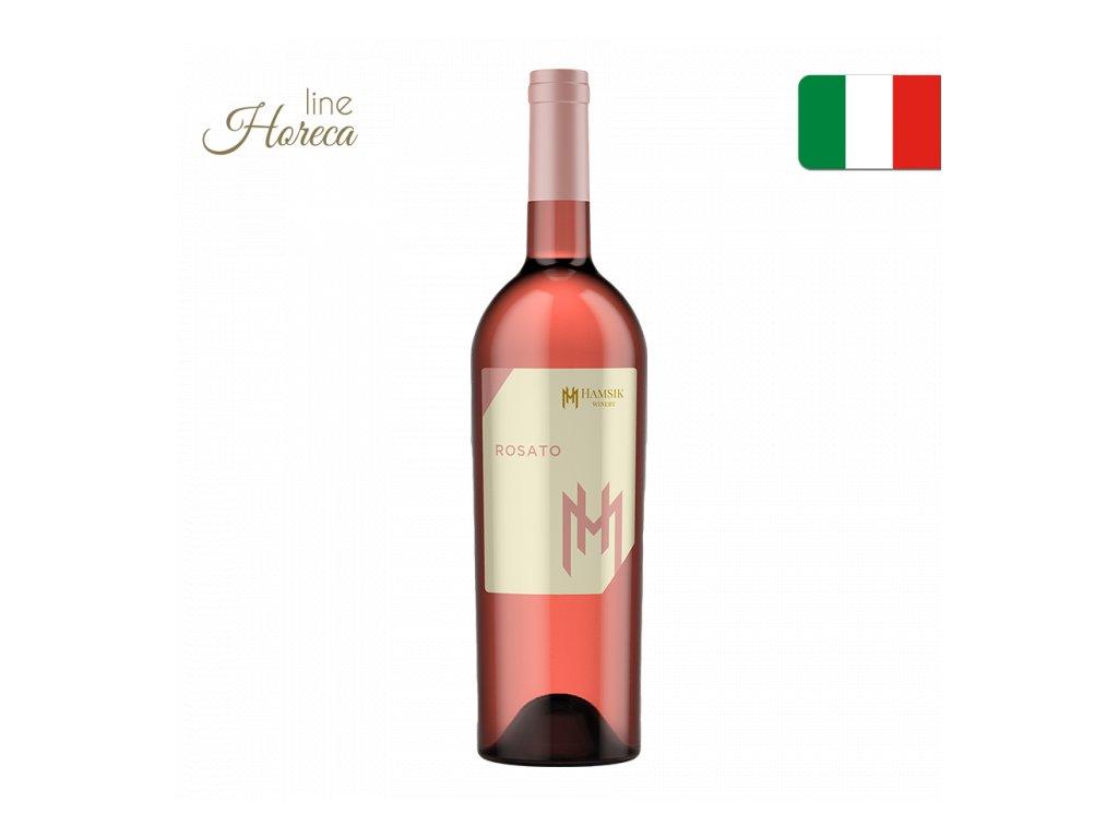 Hamsik Winery Rosato 12% 0,75l